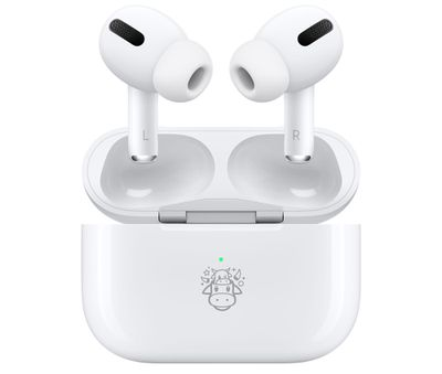 chinese new year ox airpods