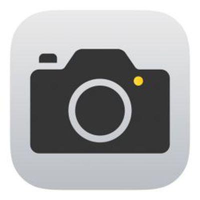 ios camera app icon
