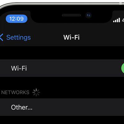 ios wifi settings