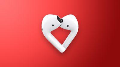 AirPods Valentine Deal