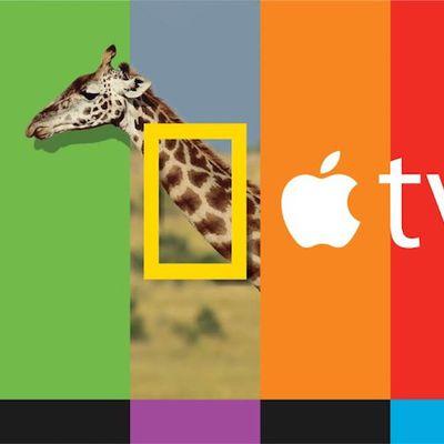 apple tv natgeo