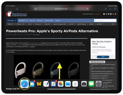 ipad app expose 3