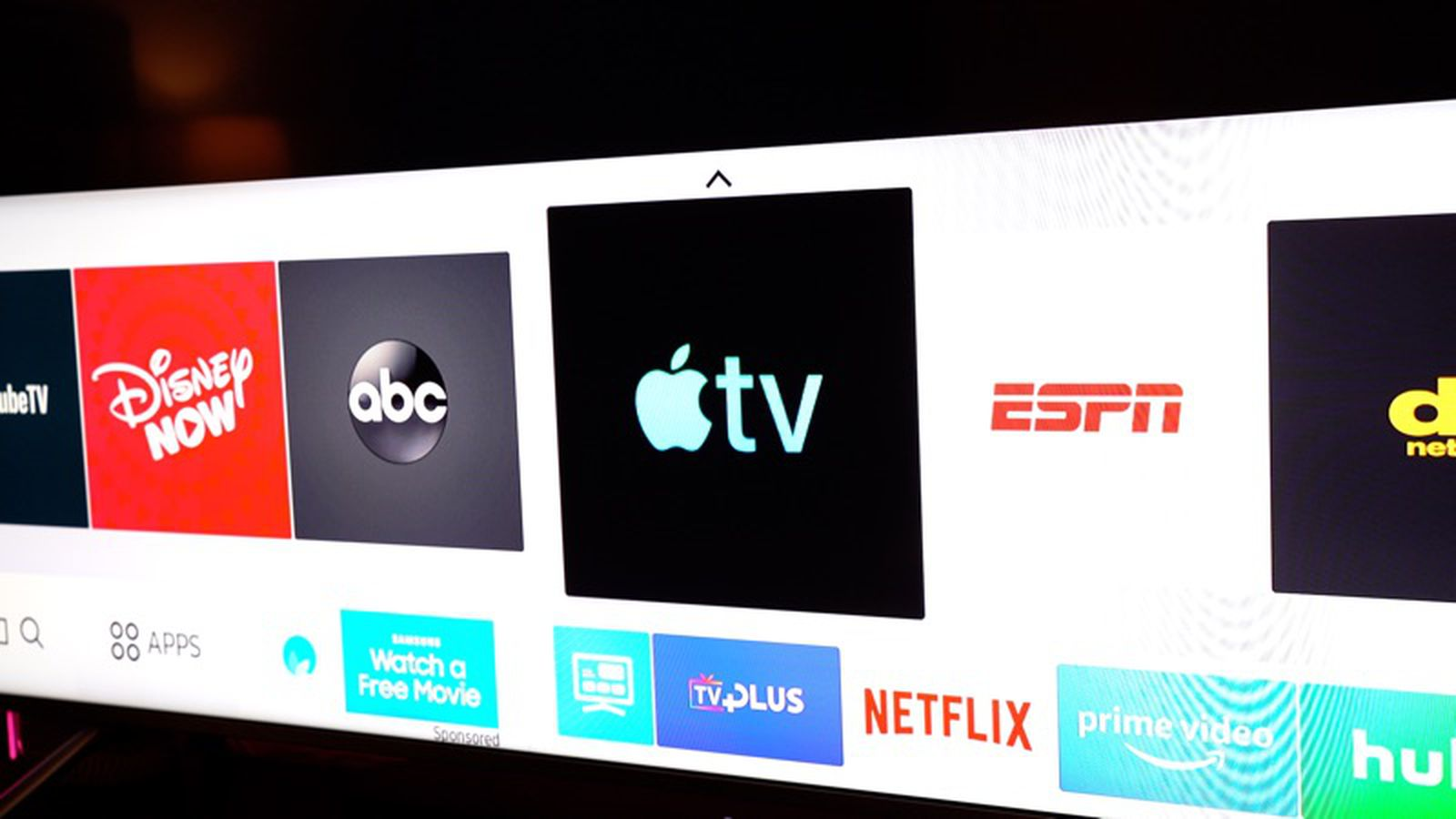 How AirPlay 2 and the Apple TV App Work on a Samsung TV - MacRumors