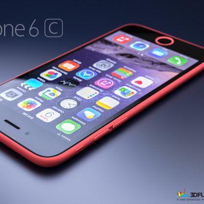 iPhone 6c concept