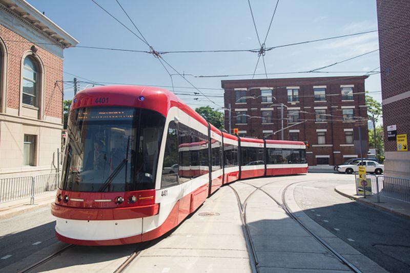 TTC-streetcar