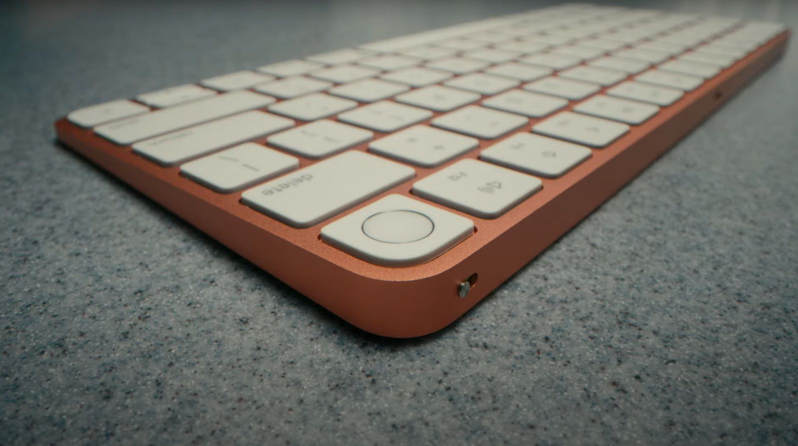 Magic Keyboard With Touch ID Compatible With All M1 Macs But Only Sold With iMac For Now – MacRumors