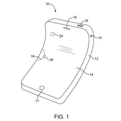 apple flexible oled patent