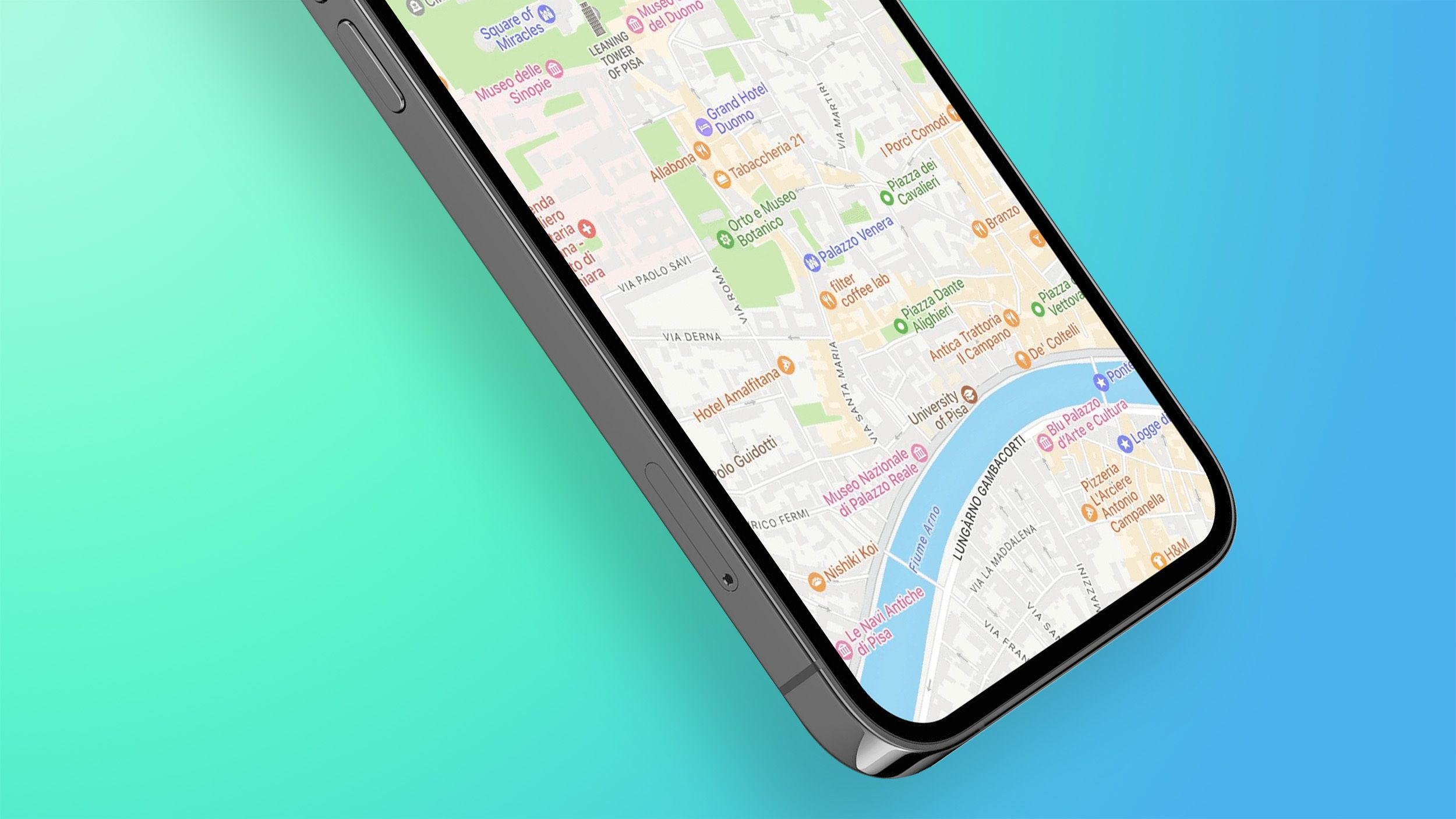 Revamped Apple Maps Rolls Out Across Italy