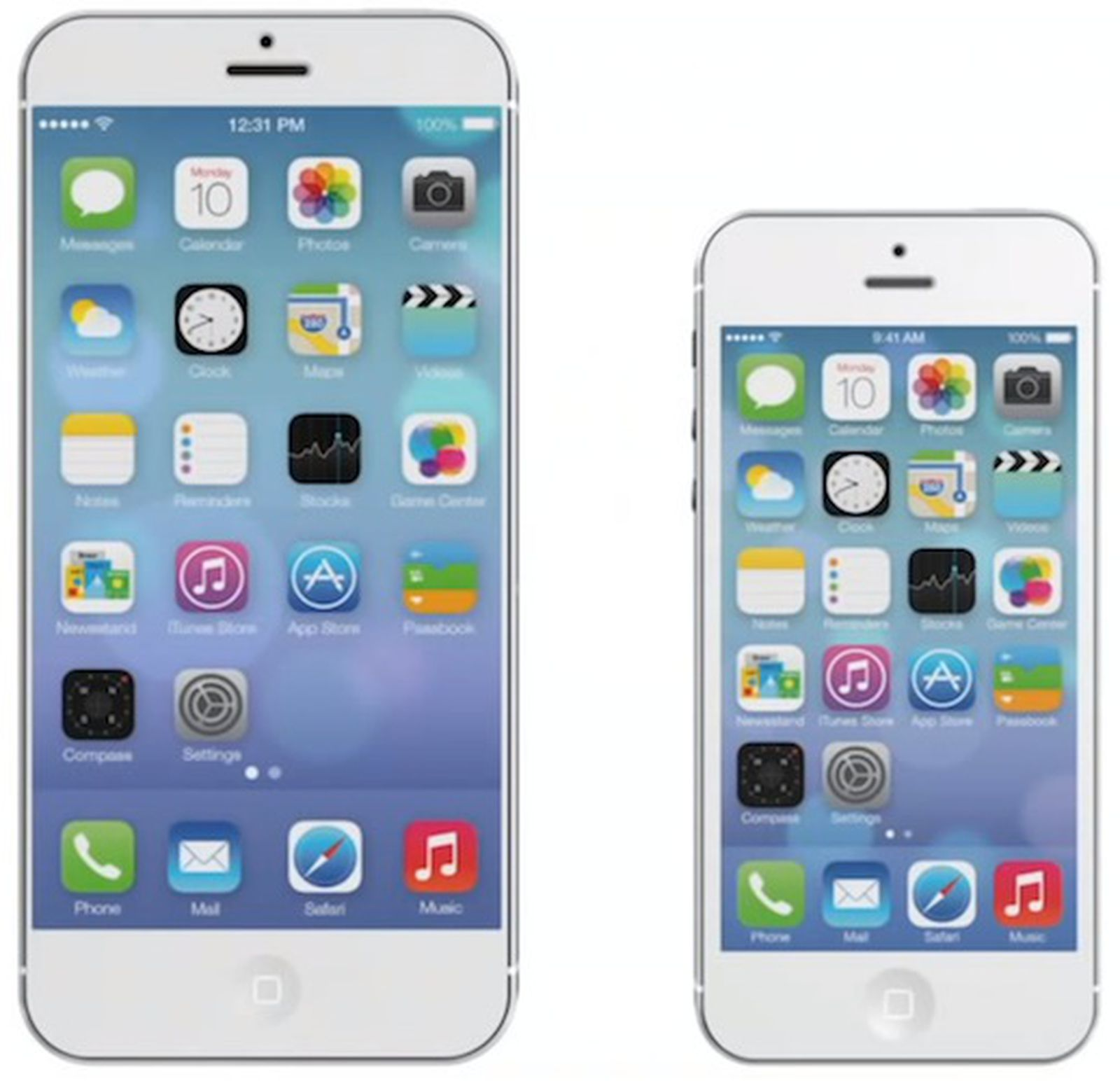 iPhone 6 Specs Seen by Analyst as 'Locked In' with 4.8 ...
