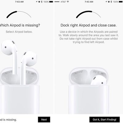 Find AirPods 1