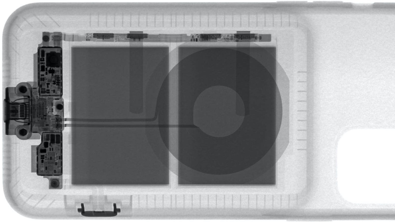 Ifixit Does X Ray Teardown Of New Iphone 11 Smart Battery Case Macrumors