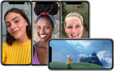 iphone x photos videos