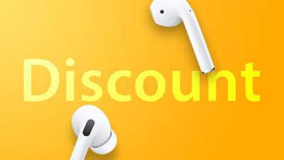 AirPods Combo Discount Feature Yellow