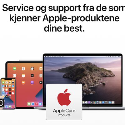 applecare norway