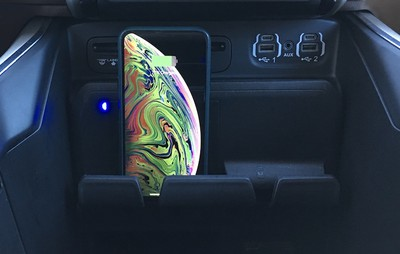 ram 1500 qi charger phone