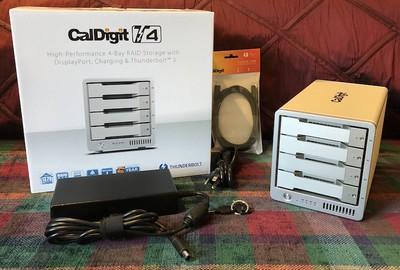 caldigit t4 tb3 parts