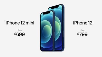 iphone 12 mini pricing
