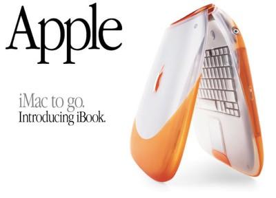 ibook imac to go