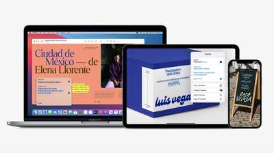 iphone ipad mac system wide translate