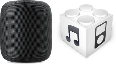 homepod software