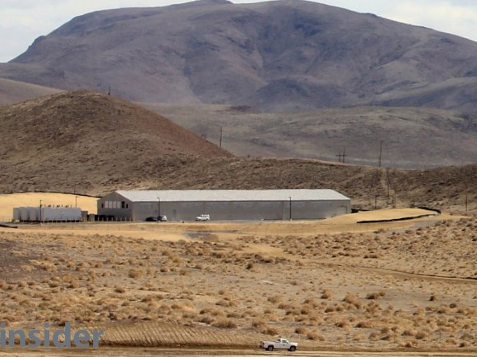 First Phase Of Apple S New Reno Nevada Data Center Ready To Open Macrumors