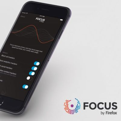 focus firefox