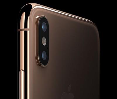 iPhone XS-camera