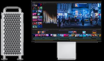 mac pro 2019 display trans