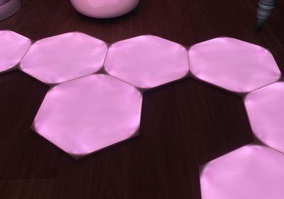 hexagonspink