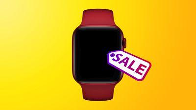 apple watch series 6 red sale