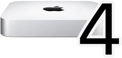 mac mini 4
