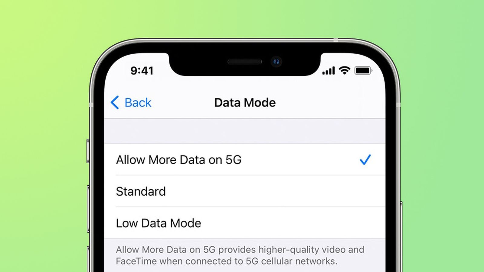 photo of How to Change 5G Settings on iPhone 12 to Save Data and Battery image