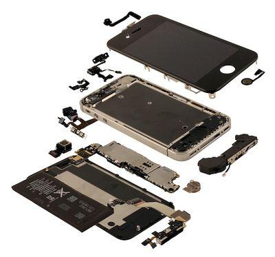 isuppli iphone 4s teardown