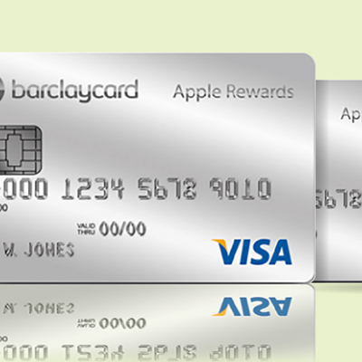 barclays apple rewards visa