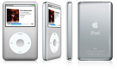163626 ipod classic 2009 all sides