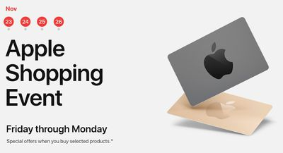 apple black friday 2018