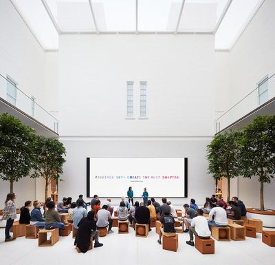 apple carnegie library forum