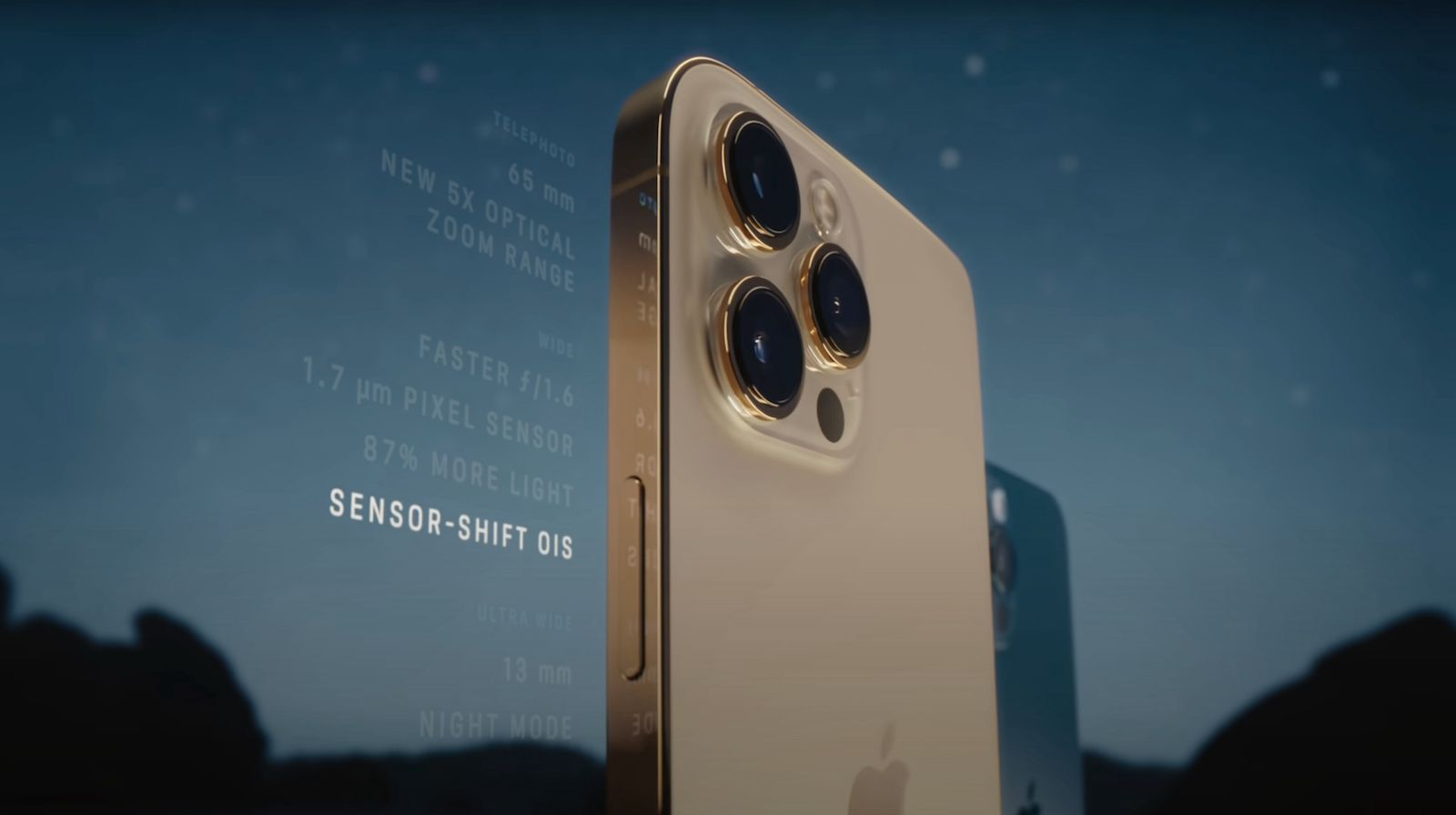 photo of Sensor-Shift Camera Stabilization Rumored to Expand to Entire iPhone 13 Lineup image