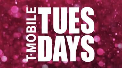 tMobile Tuesday