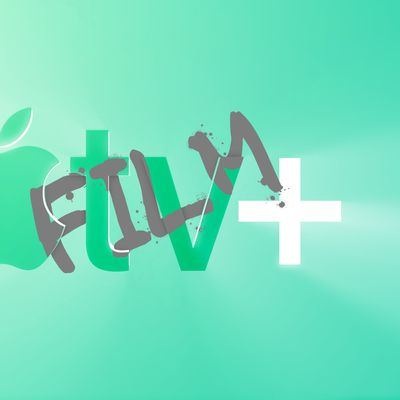 Apple TV Ray Light Teal Film