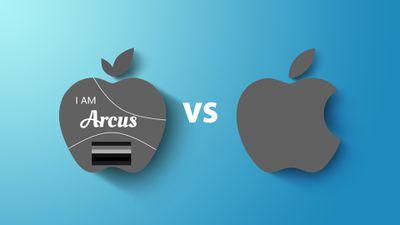 Arcus VS Apple Feature