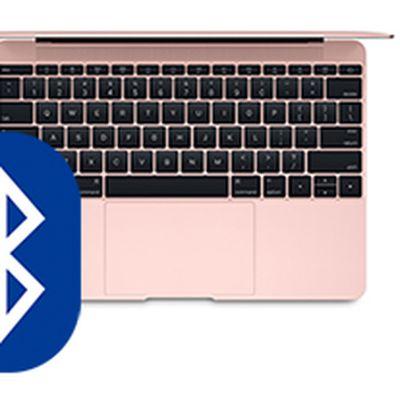 Bluetooth 12 inch MacBook