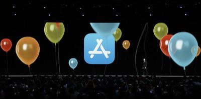 ios app store 100 billion