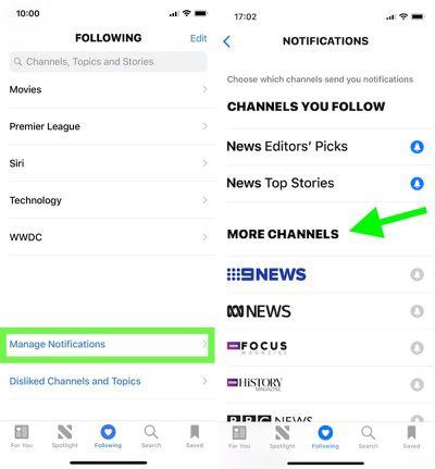 apple news app 2