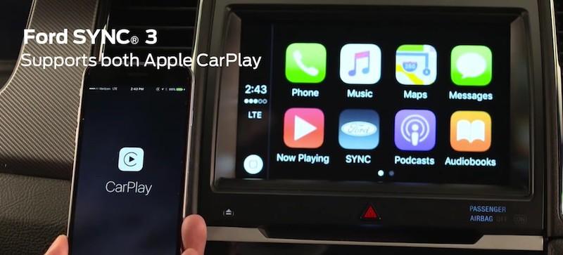 Ford-SYNC-3-CarPlay