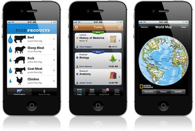 iphone education apps
