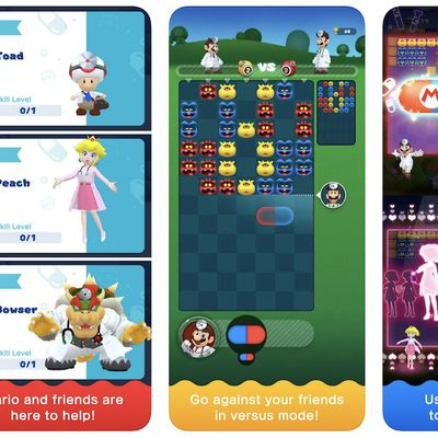 dr mario world app store