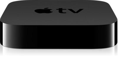 181150 apple tv black
