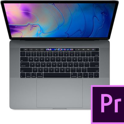 premiere pro macbook pro