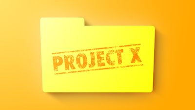 project x feature yellow